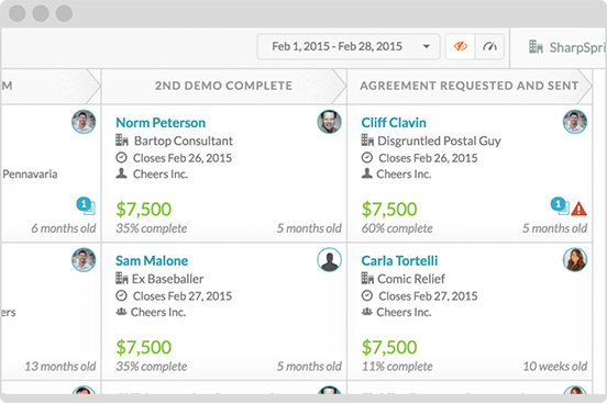 Sync your leads into your CRM no matter the platform!