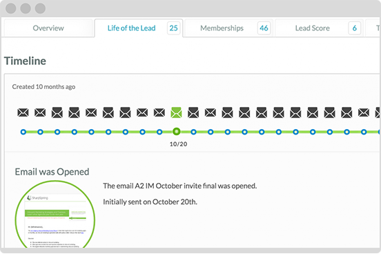Track and report your email performance