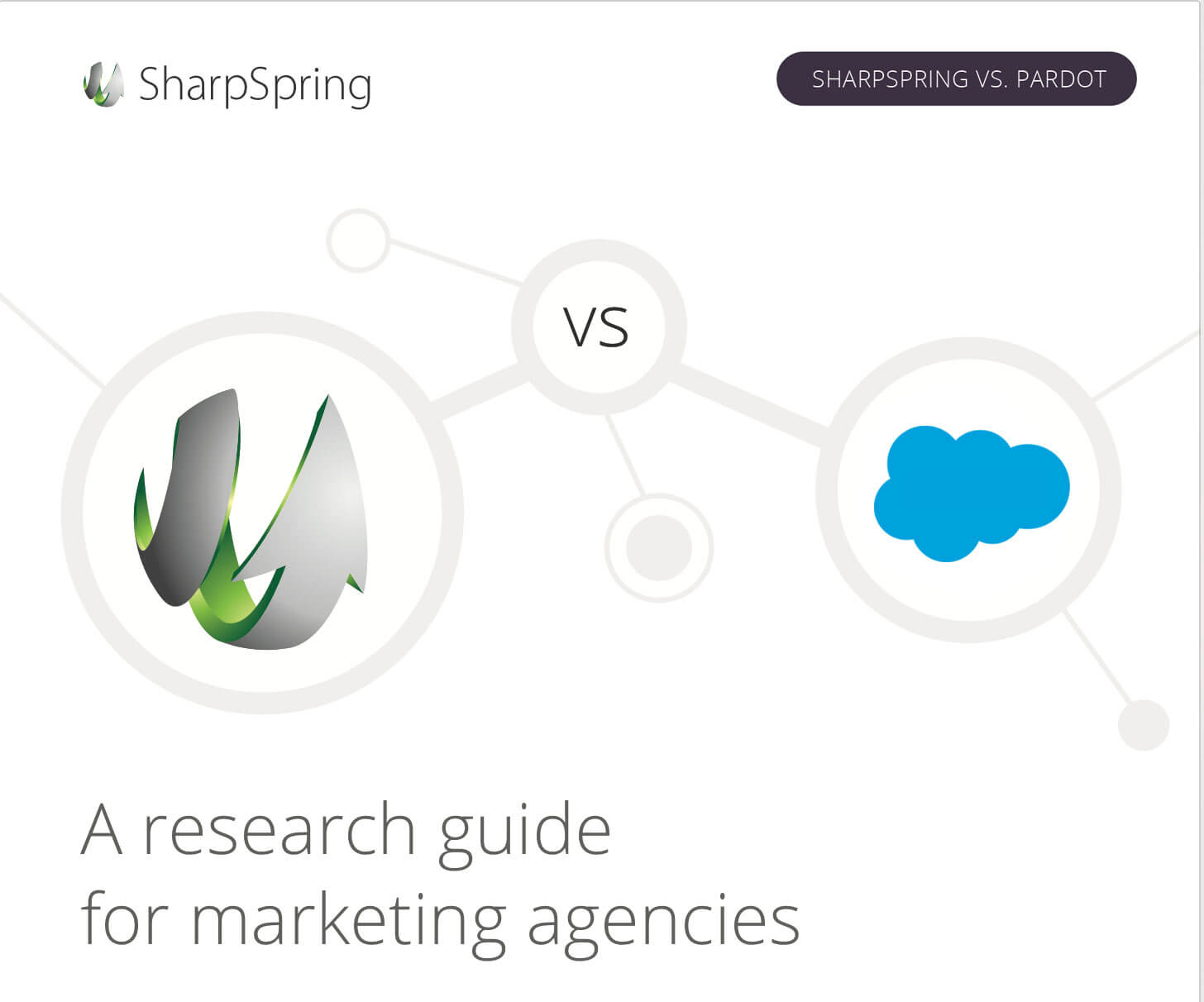 Pardot vs. SharpSpring research guide