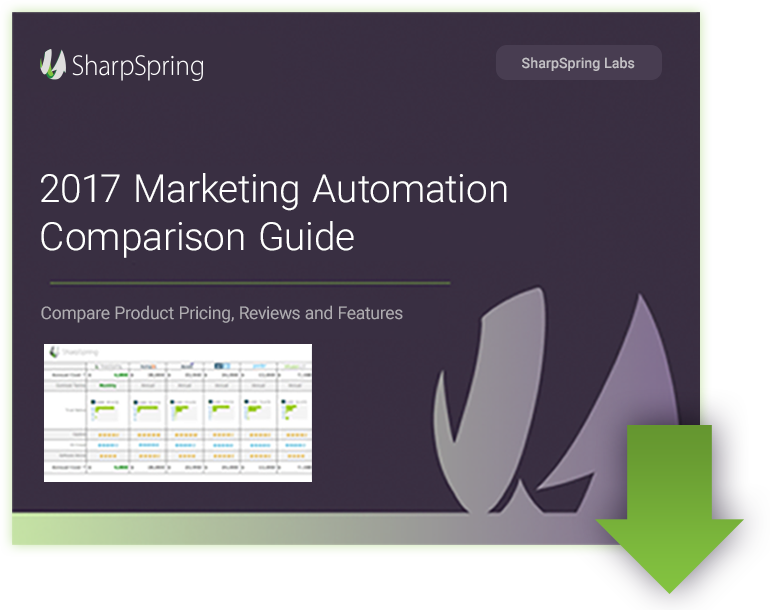 Download the Marketing Automation Comparison Guide