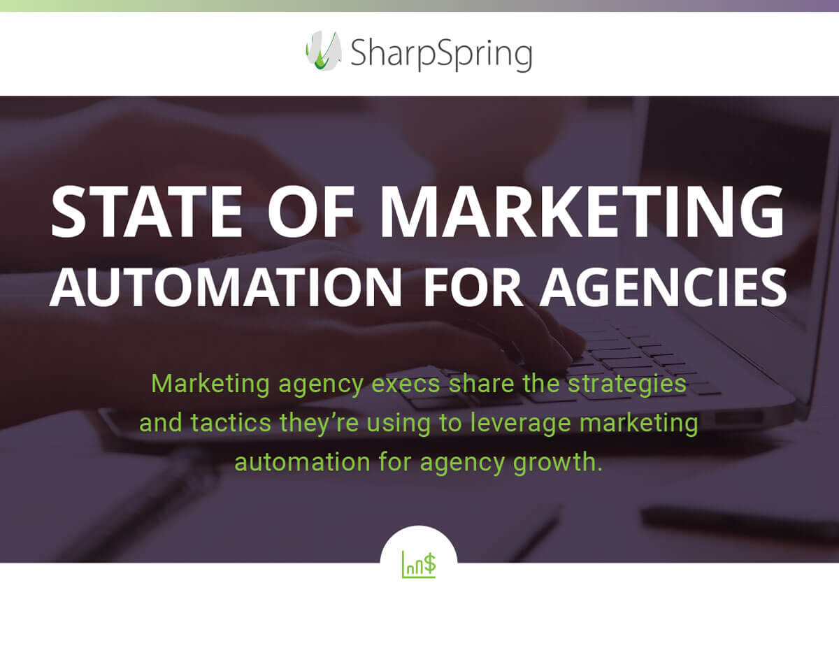 State of Marketing Automation Infographic