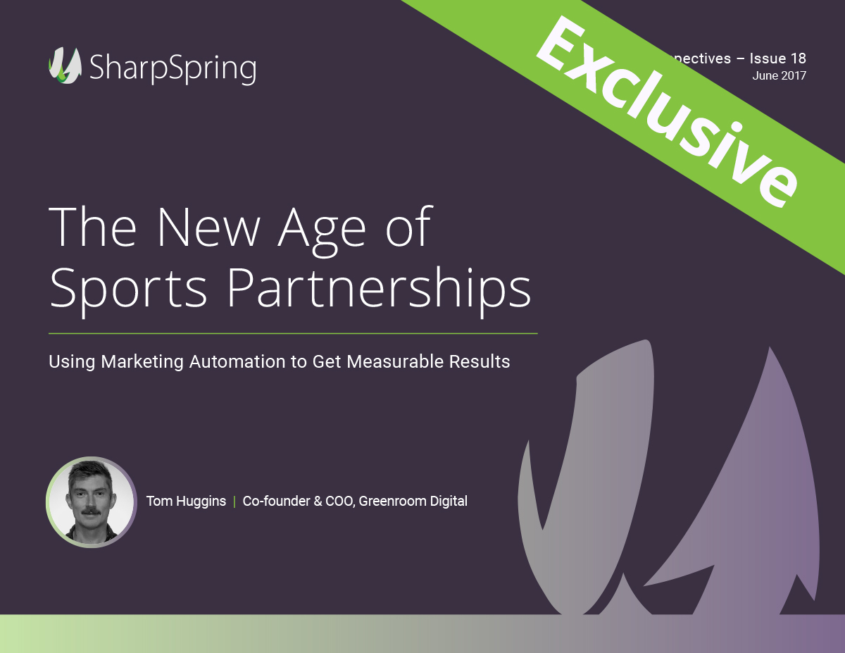 The New Age of Sports Partnerships